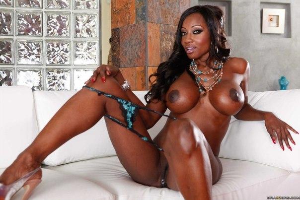 Порнозвёзды чёрные женщины